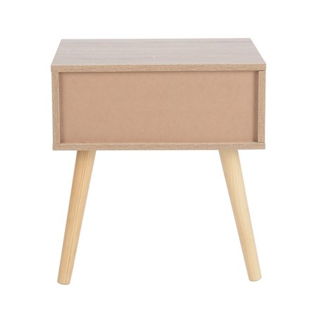 Furniture R End Table/Nightstand/Sofa Table with Storage Drawer - image 5 of 6