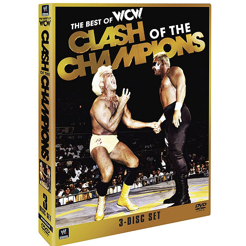 WCW: Clash Of The Champions (Full Frame)