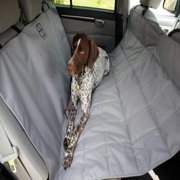 Petego PE-EBSPHM XLSUVGR Hammock Car Seat Pet Protector - SUV-Grey