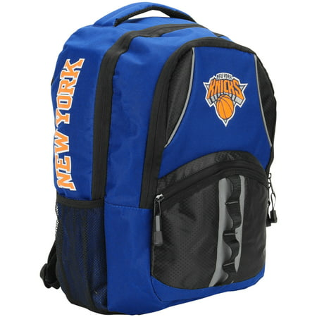 "NBA New York Knicks ""Captain"" 18.5""H x 8""L x 13""W (Nba Jersey Backpack)"