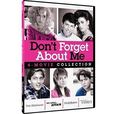 Dont Forget About Me  4 Movie Collection   No Small Affair