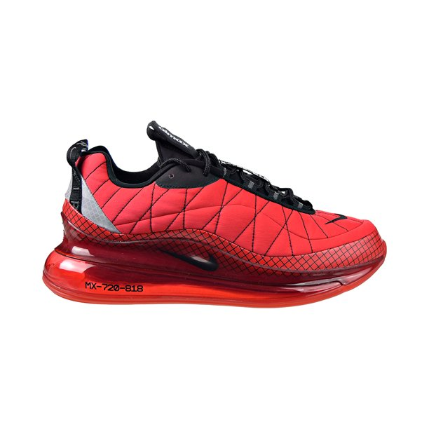 Nike Nike Air Max 720 Men S Shoes Red Black Ci3871 600 Walmart