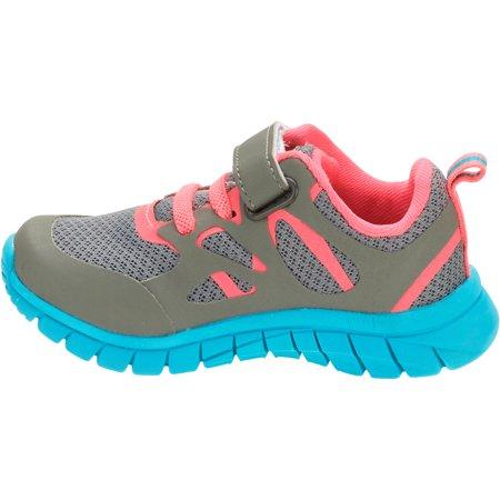 Toddler Girls' Overlay Running Shoe