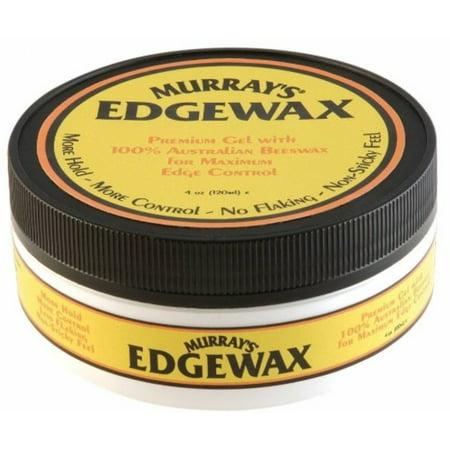 Murray's Edgewax Premium Gel, 4 oz Murrays Gel Loc Lock