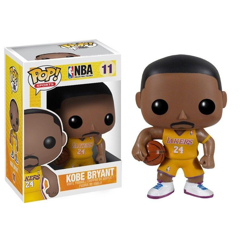 NBA Series 2 Pop! Vinyl Figure Kobe Bryant