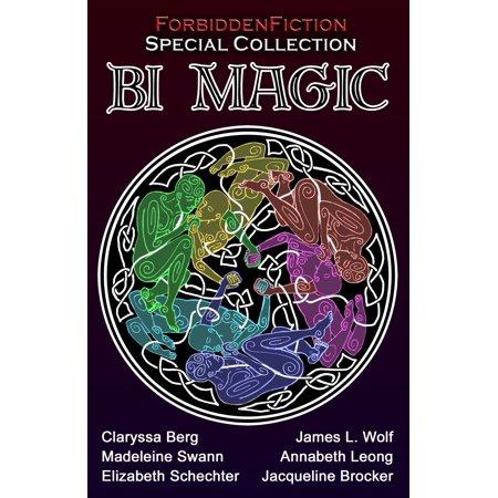 Bi Magic: Best Bisexual Fantasy Anthology - eBook