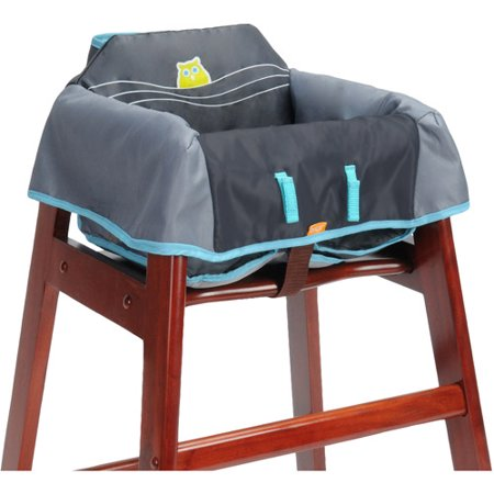 Strange Brica Deluxe High Chair Cover Walmart Com Evergreenethics Interior Chair Design Evergreenethicsorg