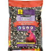 Pennington Ultra Songbird Blend Wild Bird Feed and Seed, 12 lb. bag