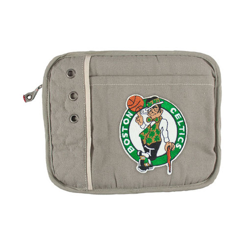 NBA - Boston Celtics Charcoal Old School Tablet Sleeve
