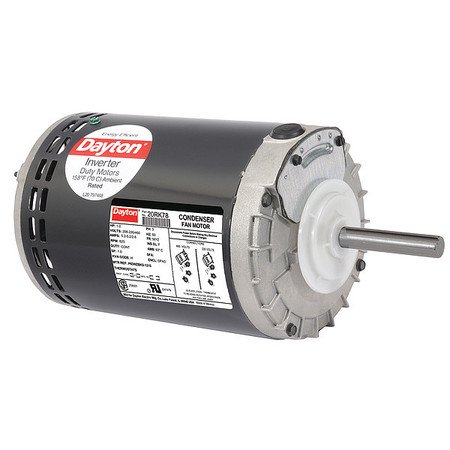 DAYTON 20RK78 Condenser Fan Motor,1 HP,825 rpm,60 Hz
