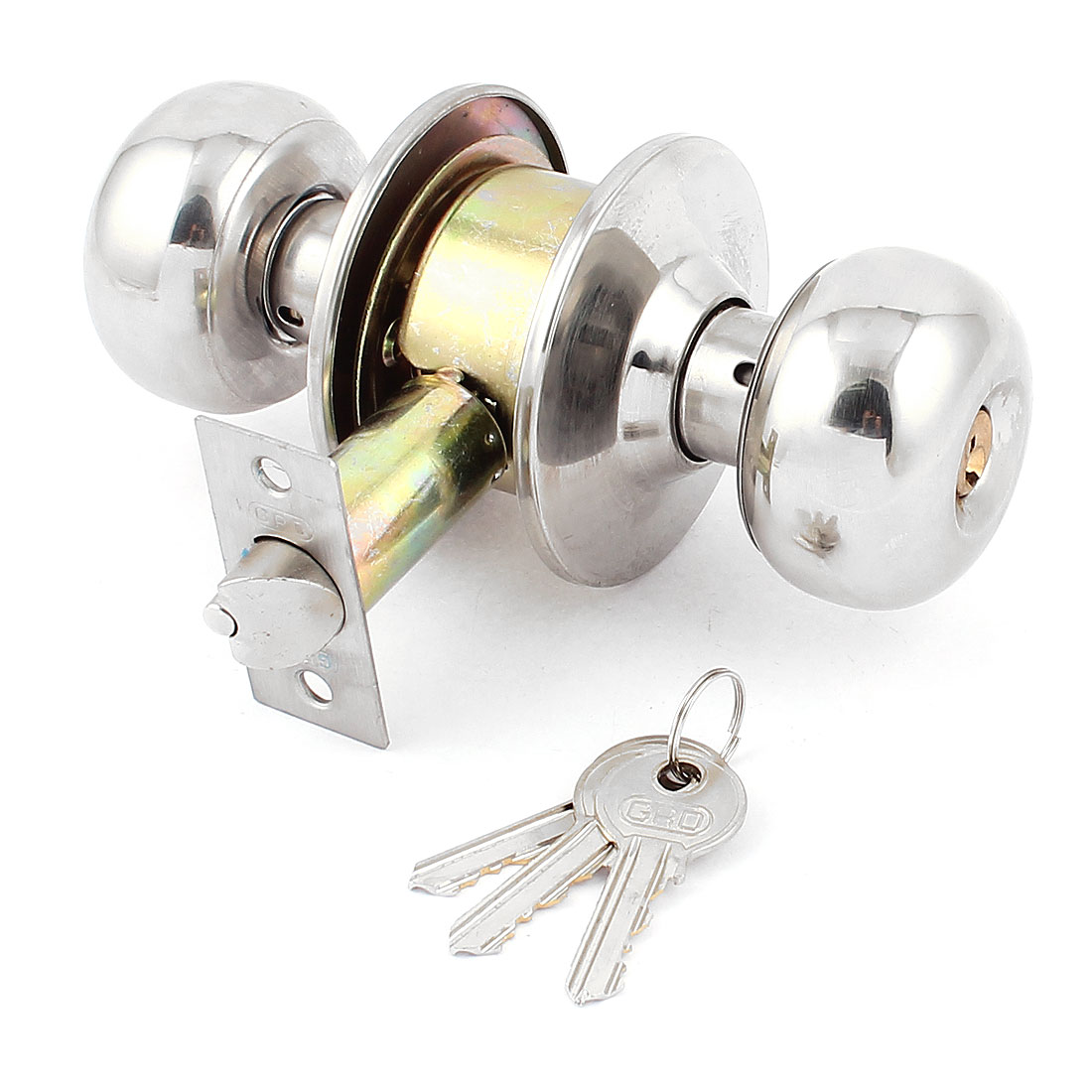 bedroom door lock with key household bedroom bathroom metal door locks with push 18145