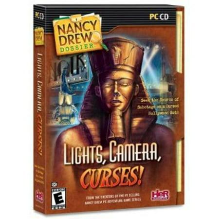 Image of NANCY DREW: LIGHTS, CAMERA, CURSES
