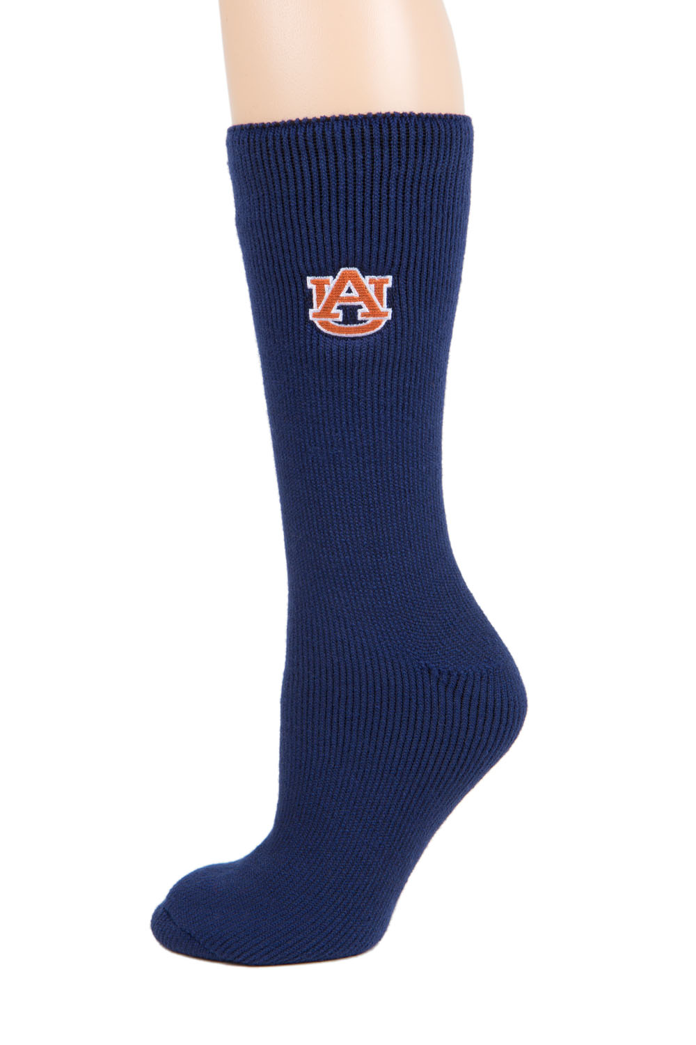 Auburn Tigers Navy Thermal Sock by Donegal Bay