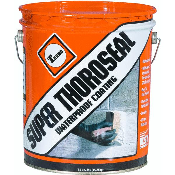Thoro Super Thoroseal Masonry Waterproofer by Primesource Building Products