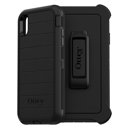 OtterBox Defender Series Pro Phone Case for Apple iPhone Xs Max - Black