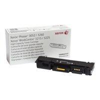 Xerox High Capacity Black Toner Cartridge (106R02777)