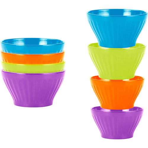 Zak! Ice Cream Bowls, Set of 8