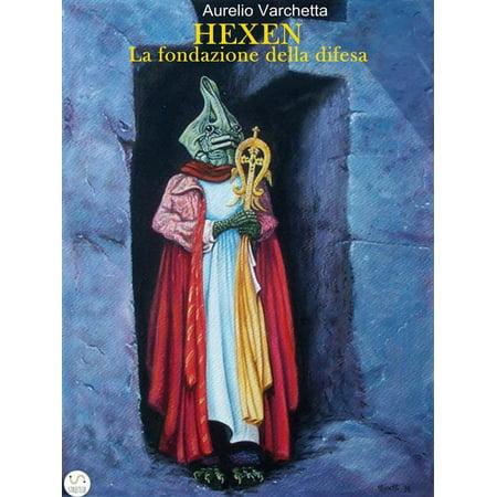 Hexen La fondazione della difesa - eBook - Hexen Halloween