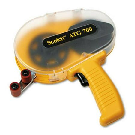 Mmmatg700 Adhesive Transfer Tape Applicator (Scotch Adhesive Transfer Tape Applicator, Clear Cover)