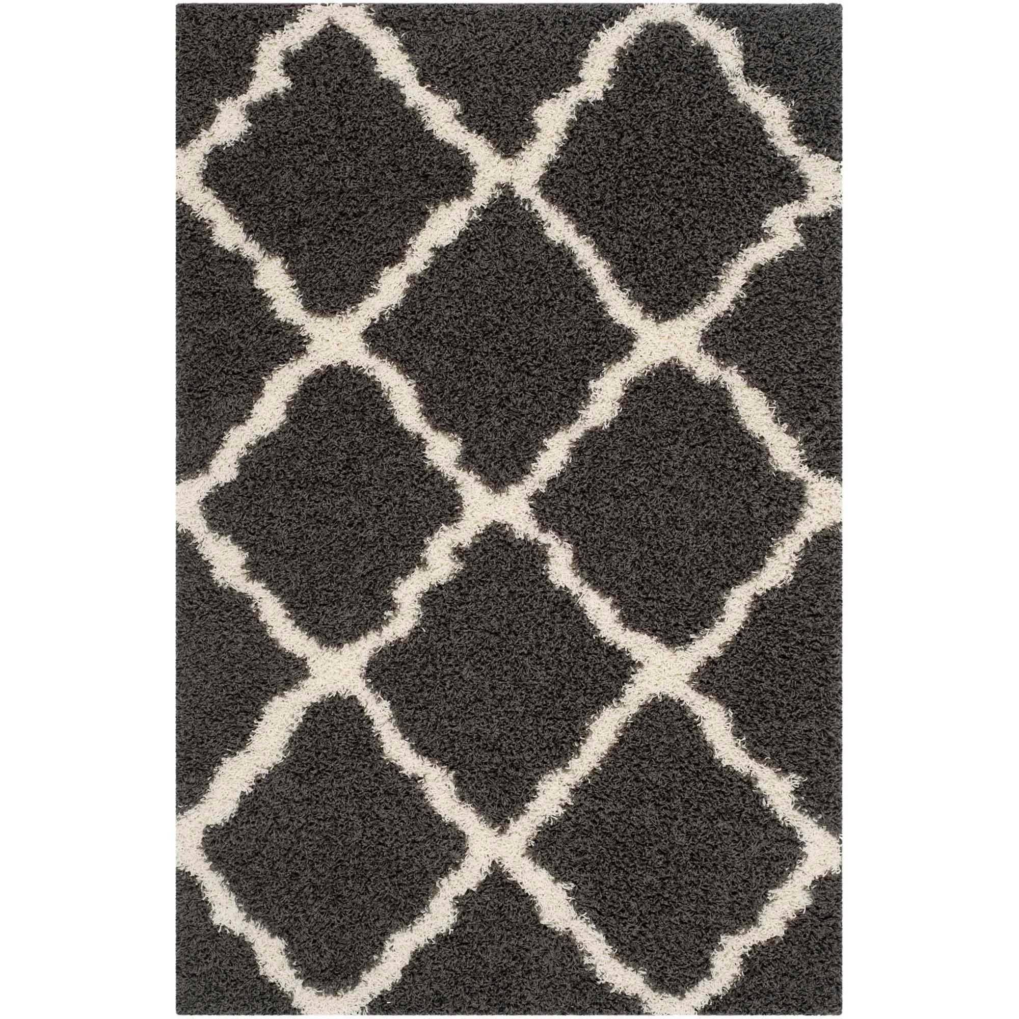 Safavieh Dallas Power Loomed Shag Area Rug