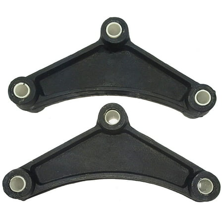 """Set of 2 New Trailer Leaf Spring Equalizers With 9/16"""" Nylon Bushings -23029"""
