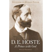 D. E. Hoste: A Prince with God - eBook
