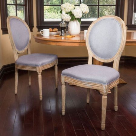 Phinnaeus Upholstered Dining Chair - Set of 2 ()