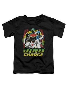 Power Rangers - Dino Lightning - Toddler Short Sleeve Shirt - 2T