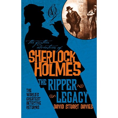 The Further Adventures of Sherlock Holmes: The Ripper