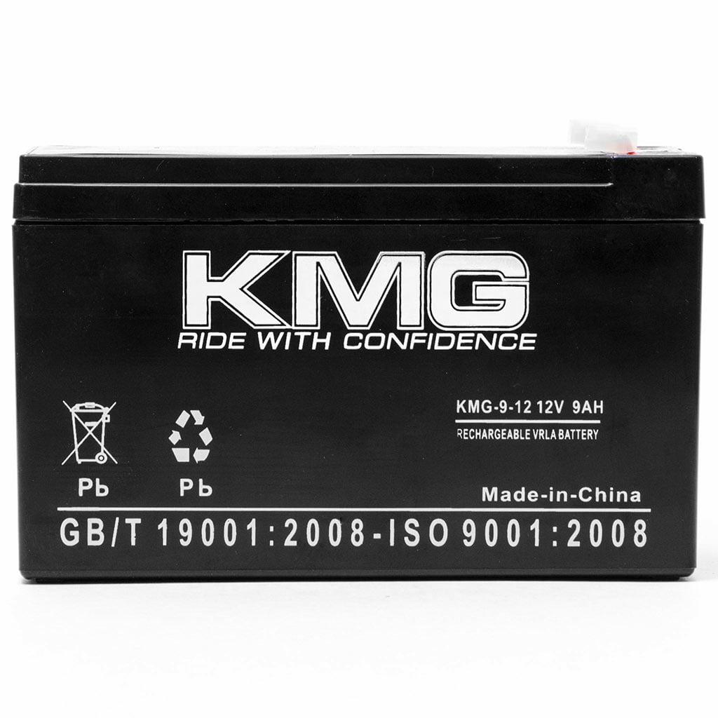KMG 12V 9Ah Replacement Battery for Panasonic LCR12V72P1 LCV12V65BP - image 2 de 3