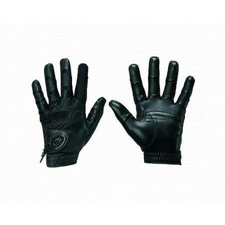 Bionic Glove Golf Gloves & Club Grips StableGrip Golf Glove, Black Men's Right Medium Blacks BGMRM