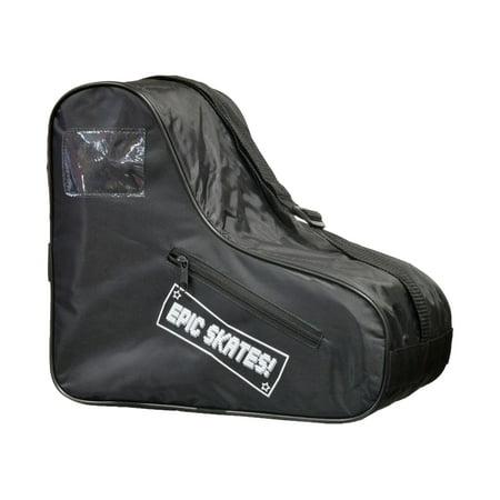 Epic Black Roller Skate Bag (Skating Bag)