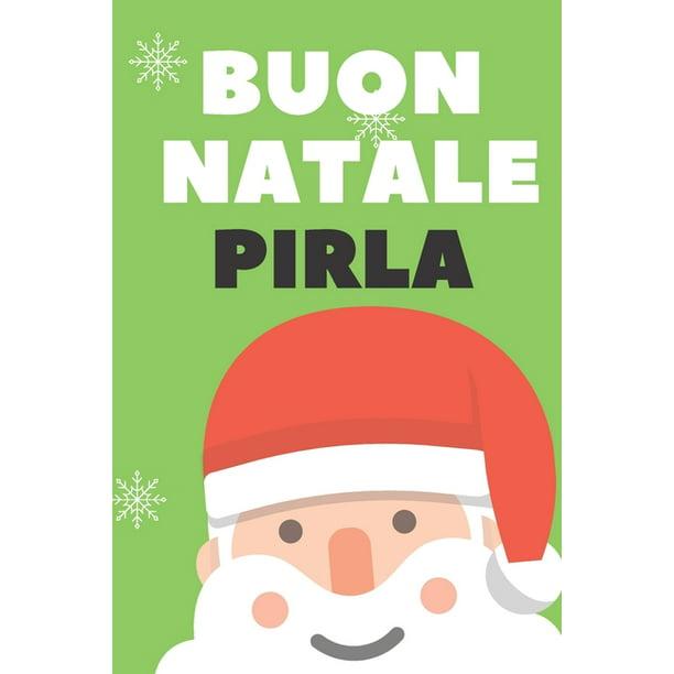 Immagini Di Natale Per Amici.Buon Natale Pirla Regalo Di Natale Originale E Divertente Per Amici Colleghi Lavoro Ufficio Regalo Di