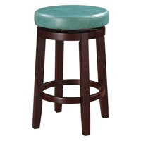Linon Maya Counter Stool, Multiple Colors, 24 inch Seat Height