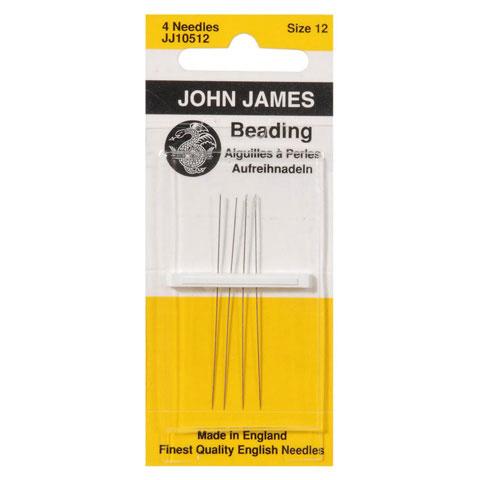 Needles John James No 12 X4
