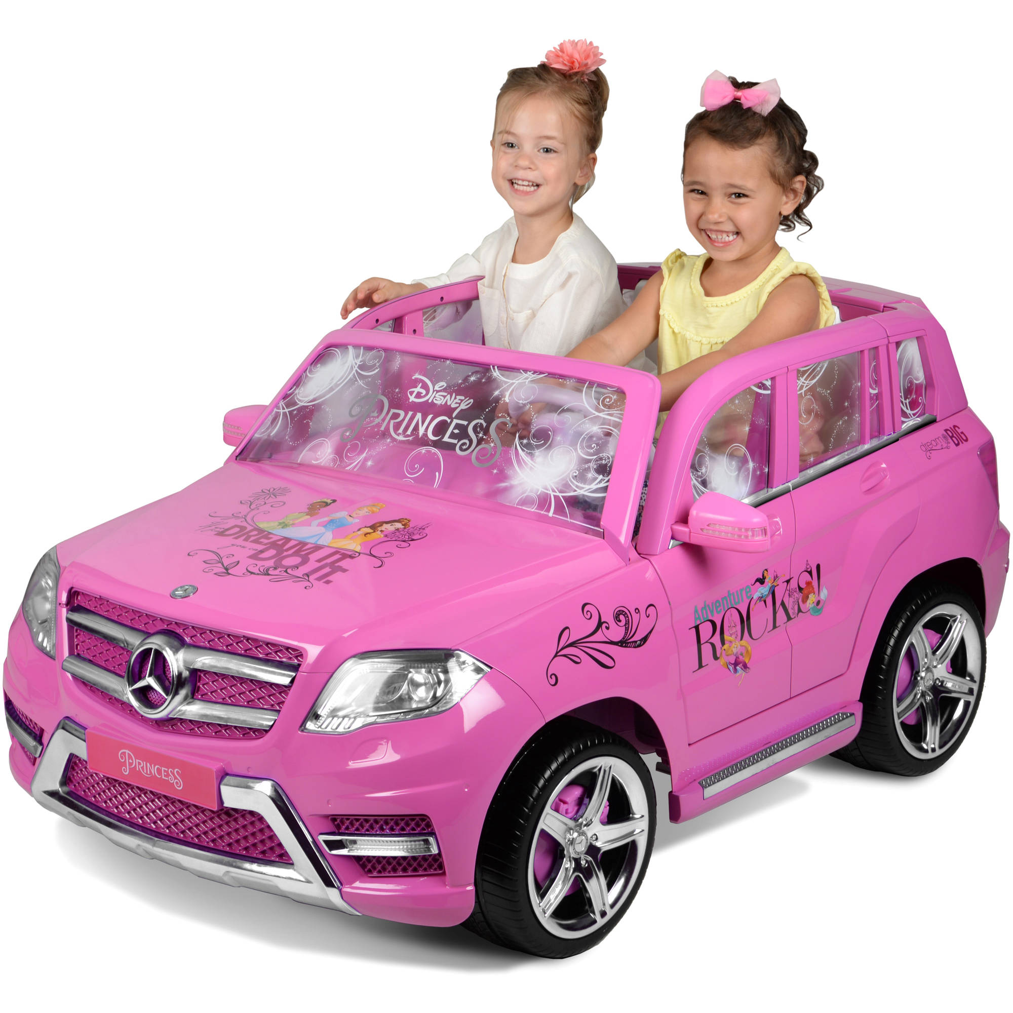 Disney Princess Mercedes 12-Volt Ride-On