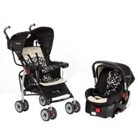 The First Years Wisp Travel System Naturalization