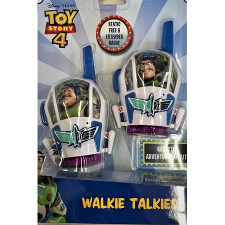 Disney Toy Story 4 Toy Story 4 Walkie Talkies