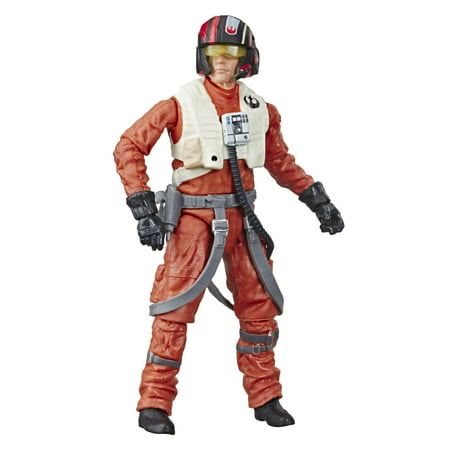 Star Wars The Vintage Collection Star Wars: The Force Awakens Poe Dameron Toy, 3.75-inch Scale Action Figure, Toys for Kids Ages 4 and
