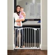 """Dreambaby Chelsea Auto-Close, Smart Stay-Open 28""""-39"""" Baby Gate"""