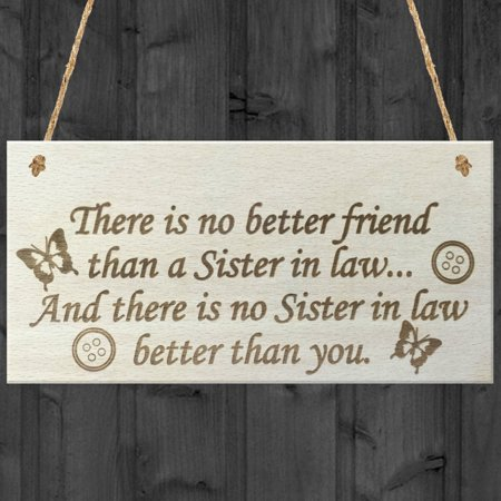 Decoration Vintage Shabby Style Friendship Sign Hanging Tag Best Friend Board Chic Heart Thank You for Home