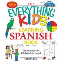 Everything(r) Kids: The Everything Kids' Learning Spanish Book (Paperback)
