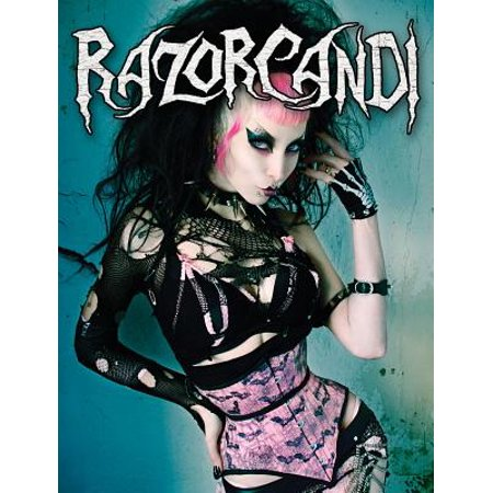 Gothic Tattoos (Razorcandi : Gothic Punk Deathrock Tattoo Pinup)