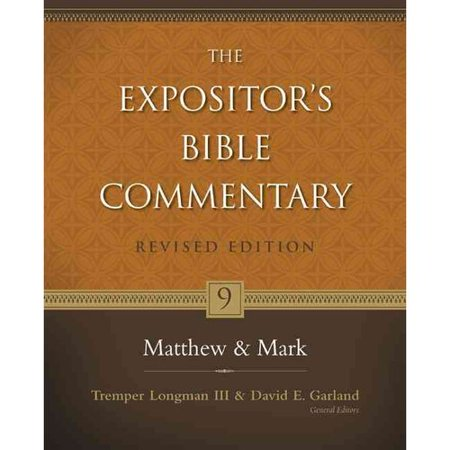The Expositors Bible Commentary: &lt;mark&gt;Matthew-mark<!--<mark-->mark&gt; by