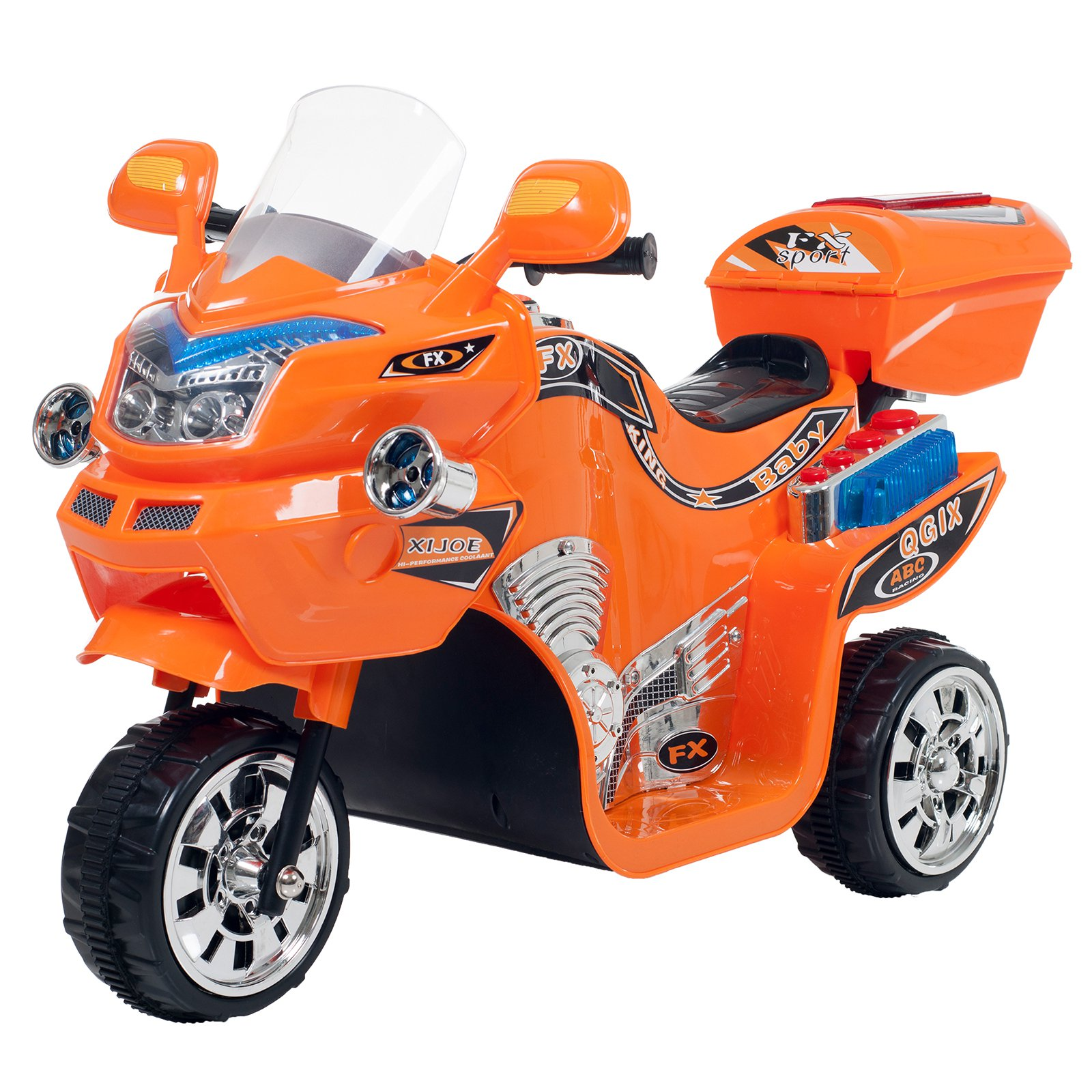 Lil Rider 3 Wheel FX Sport Bike Battery Powered Riding Toy