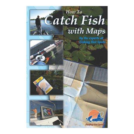 Fishing Hot Spots Catch Fish With Maps - MK-601TRL Fishing Hot Spots Elite