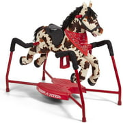 Radio Flyer, Freckles Interactive Spring Horse, Ride-on for Kids