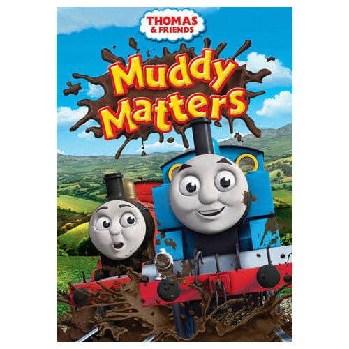 Thomas and Friends: Muddy Matters (2012)