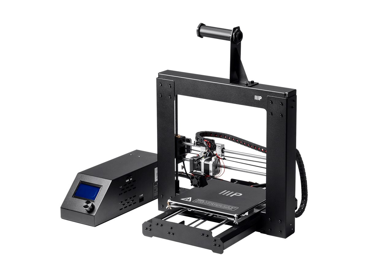 Maker Select 3D Printer v2 by Monoprice