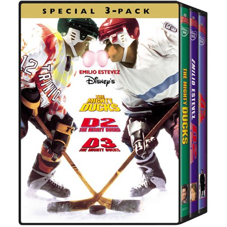 The Mighty Ducks 3-Pack (DVD)